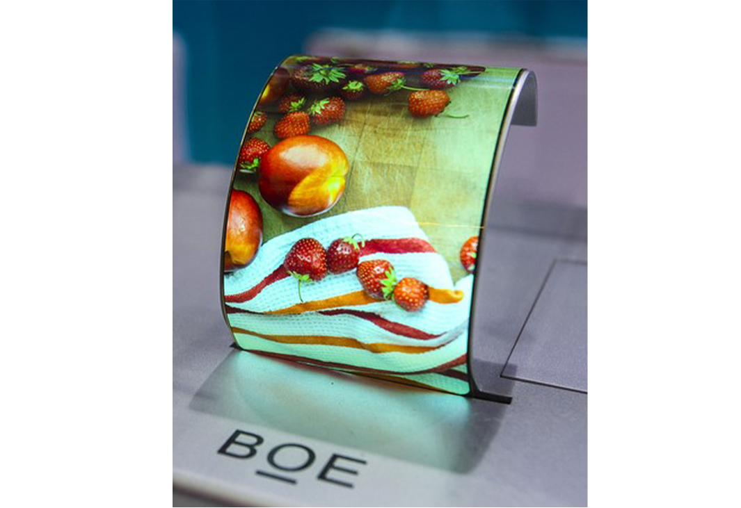 Flexible OLED